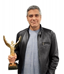 JUPITER AWARD fr George Clooney, Cameron Diaz,  Harry Potter und How I Met Your Mother