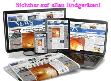 Versand an Presseportale